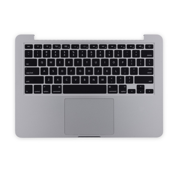 Macbook Pro Retina 13 A1502 Topcase With Keyboard Us Layout A1502